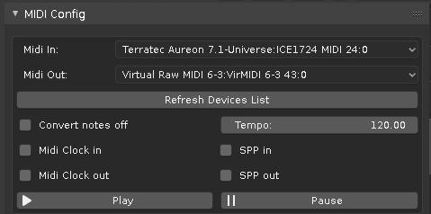 MIDI, OSC and More | JPfeP